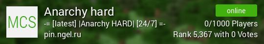 Angels Underground Minecraft server