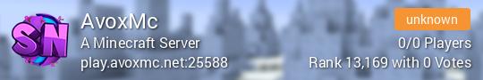 Luxily Skyblock Minecraft server